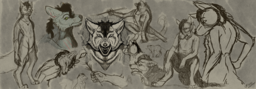 Fuzzy Sketch Page